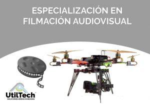 Curso de Especialización de Filmación Audiovisual